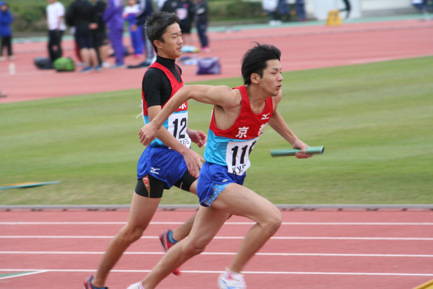 近畿高校定通制体育大会(陸上競技・バスケットボール)
