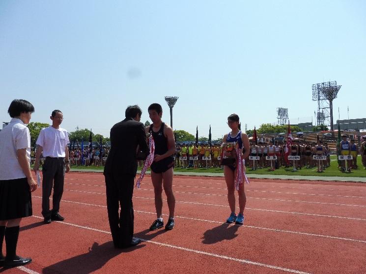 平成29年度京都府高学校総合体育大会開催